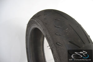 Michelin Power Supersport Rear 180/55ZR17 Motorcycle Tire