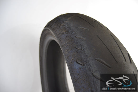 Michelin Power Supersport Evo Rear 180/55ZR17 Motorcycle Tire