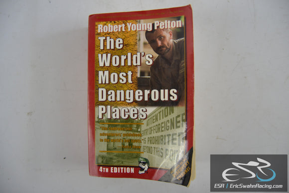 The World's Most Dangerous Places Paperback Book 2000 Robert Young Pelton