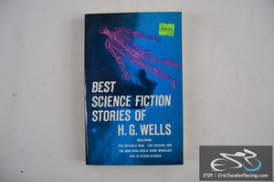 Best Science Fiction Stories of H. G. Wells Paperback Book 2011