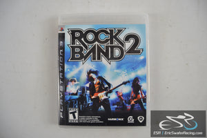 Rock Band 2 Playstation 3 Video Game 2008 Electronic Arts