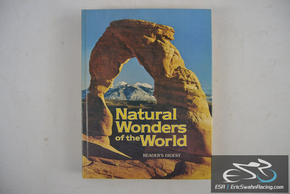 Natural Wonders of the World Hardcover Book 1988 Reader's Digest Association