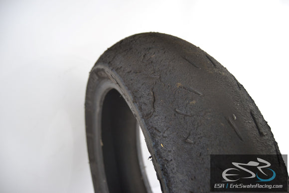 Michelin Power Cup Evo Rear 190/55ZR17 Motorcycle Tire - 0