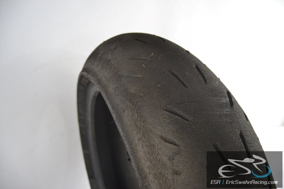 Michelin Power Cup Evo Rear 190/55ZR17 Motorcycle Tire - 1