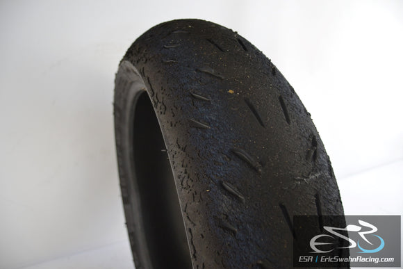 Michelin Power Cup Evo Rear 180/55ZR17 Motorcycle Tire - 2