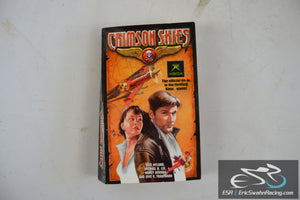Crimson Skies Paperback Book 2002 Nylund, Lee, Trautmann, Berman