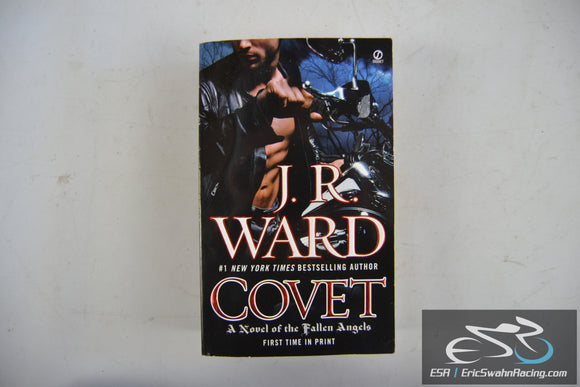 Covet - Fallen Angels Paperback Book 2009 J. R. Ward