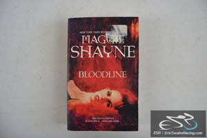 Bloodline - Wings In The Night Paperback Book 2009 Maggie Shayne