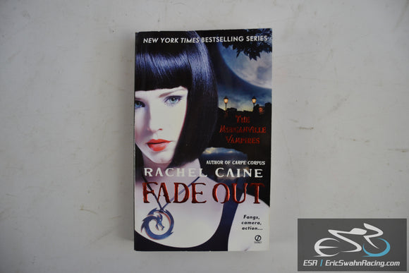 Fade Out - Morganville Vampires Book 7 Paperback 2009 Rachel Caine