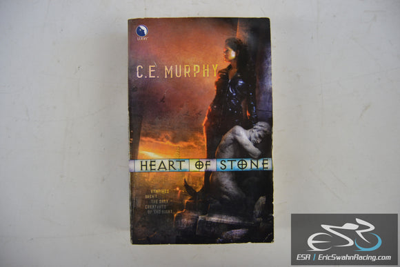 Heart of Stone - The Negotiator Trilogy Book 1 Paperback 2007 C.E. Murphy