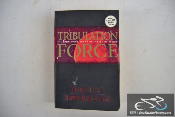 Tribulation Force - Left Behind Book 2 Paperback 1997 Jerry Jenkins, Tim LaHaye