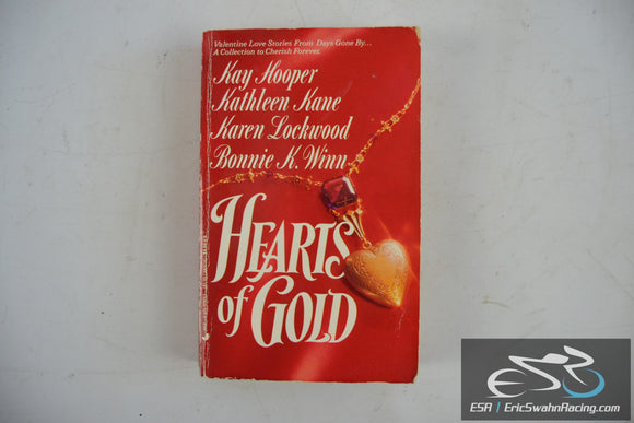 Hearts of Gold Paperback Book 1994 Kay Hooper, Kane, Lockwood, Winn
