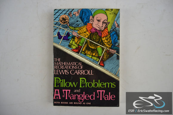 The Mathematical Recreations of Lewis Carroll Paperback Book 1958