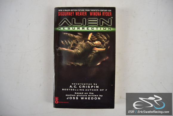Alien: Resurrection - Seafort Saga Paperback Book 1997 A. C. Crispin