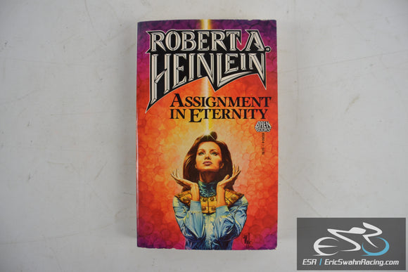 Assignment in Eternity Paperback Book 1987 Robert A. Heinlein