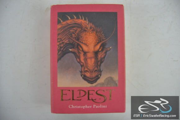 Eldest - Inheritance Book 2 Hardcover 2005 Christopher Paolini