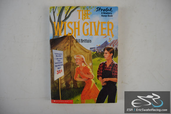 Thw Wish Giver - Three Tales of Coven Tree Paperback Book 1988 Bill Brittain