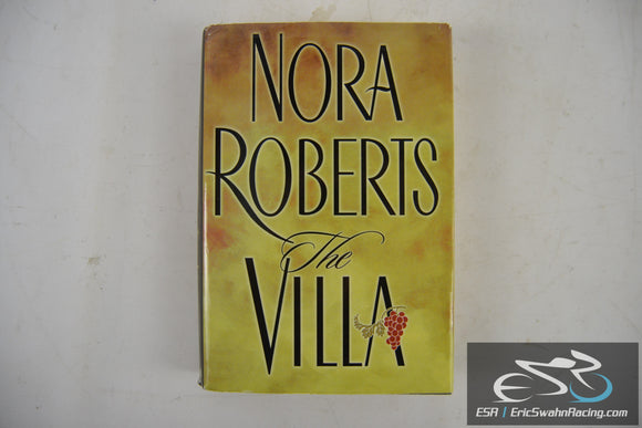 The Villa Hardcover Book 2001 Nora Roberts
