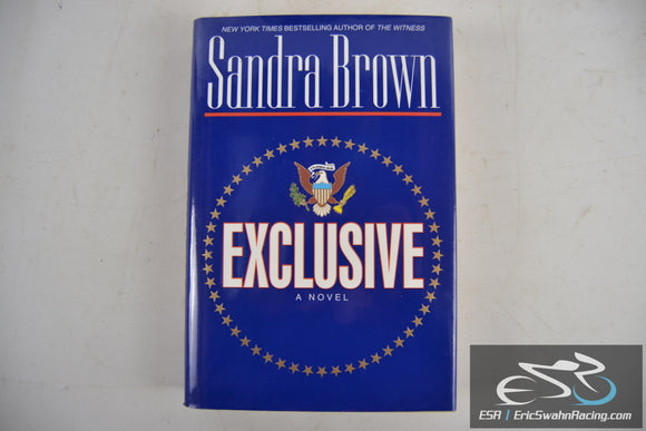 Exclusive Hardcover Book 1996 Sandra Brown
