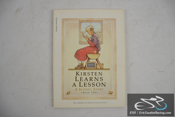 Kristen Learns A Lesson Paperback Book 1991 Janet Beeler Shaw