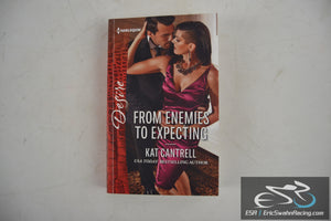 From Enemies to Expecting - Love and Lipstick Paperback 2017 Kat Cantrell