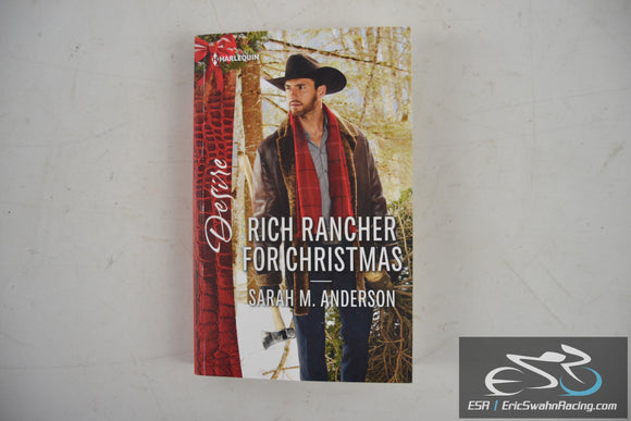 Rich Rancher for Christmas - The Beaumont Heirs Paperback 2016 Sarah M. Anderson