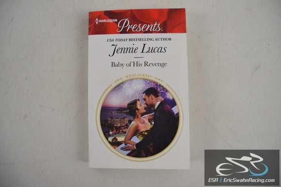 Baby of His Revenge - Wedlocked! Paperback Book 2016 Jennie Lucas