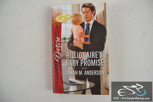Billionaire's Baby Promise - Billionaires and Babies Book 2017 Sarah M. Anderson