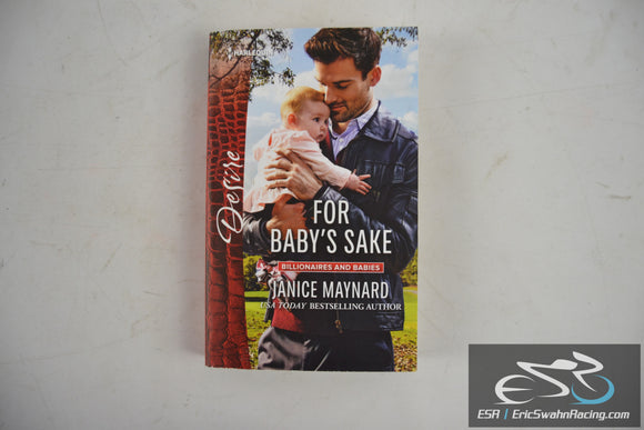 For Baby's Sake - Billionaires and Babies Paperback Book 2016 Janice Maynard