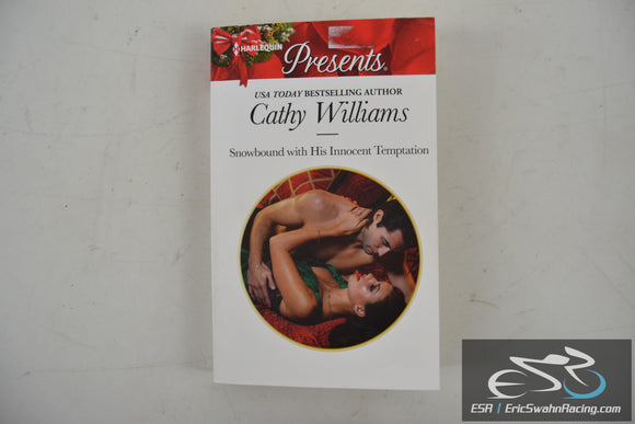 Snowbound with His Innocent Temptation Paperback Book 2016 Cathy Williams