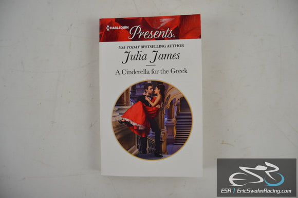 A Cinderella for the Greek Paperback Book 2016 Julia James