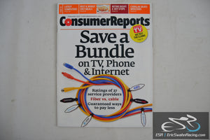 Consumer Reports Magazine - Save a Bundle Vol 75.2 February 2010
