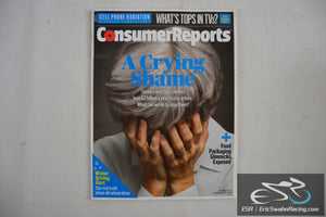 Consumer Reports Magazine - A Crying Shame Vol 80.11 November 2015