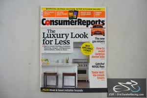 Consumer Reports Magazine - The Luxury Look for Less Vol 77.7 July 2012