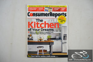 Consumer Reports Magazine - The Kitchen of Your Dreams Vol 78.7 July 2013