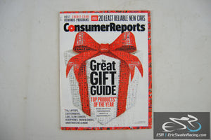 Consumer Reports Magazine - Great Gift Guide Vol 80.12 December 2015