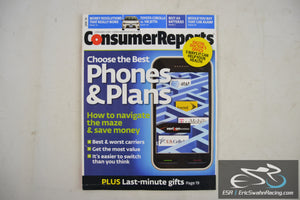 Consumer Reports Magazine - Phones & Plans Vol 79.1 January 2014