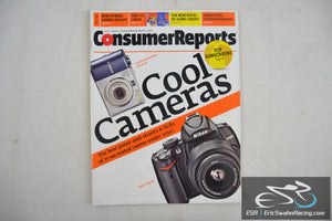 Consumer Reports Magazine - Cool Cameras Vol 74.7 July 2009