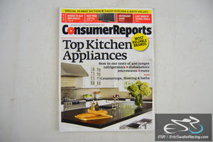 Consumer Reports Magazine - Top Kitchen Appliances Vol 74.8 August 2009