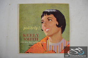 "Keely Smith - Politely! 33/12"" Vinyl Capitol Records"