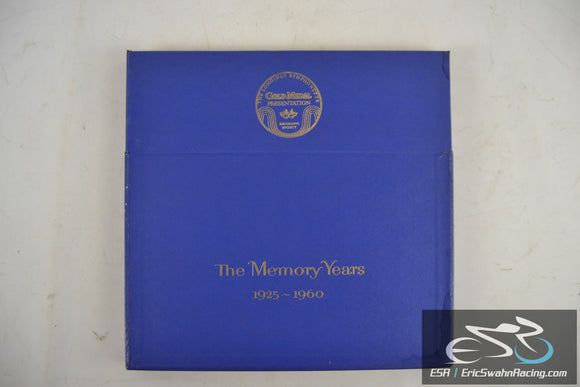 6 Disc Set - The Memory Years 1925-60 33/12