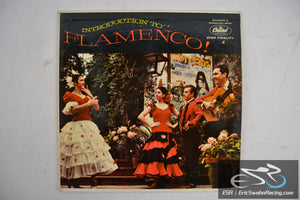 "Cojo De Huelva - Introduction To Flamenco! 33/12"" Vinyl Capitol Records"