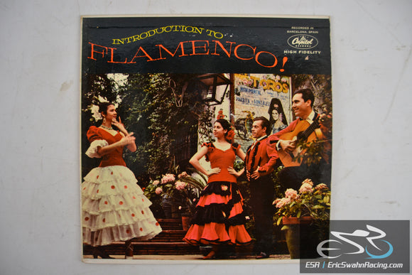 Cojo De Huelva - Introduction To Flamenco! 33/12
