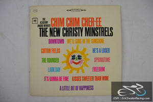 "Chim Chim Cher-ee - The New Christy Minstrels 33/12"" Vinyl Columbia Records"