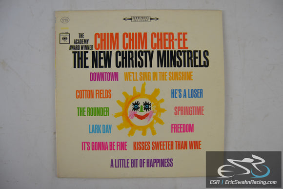 Chim Chim Cher-ee - The New Christy Minstrels 33/12