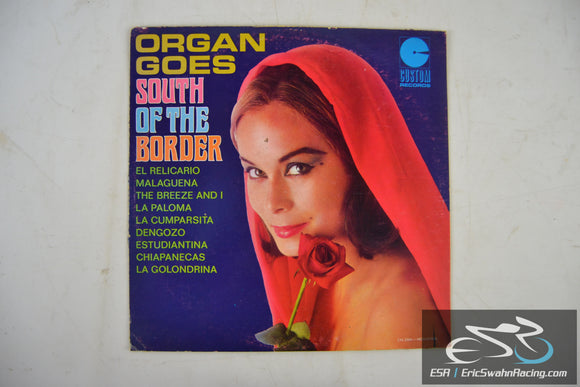 Organ Goes South of the Border 33/12