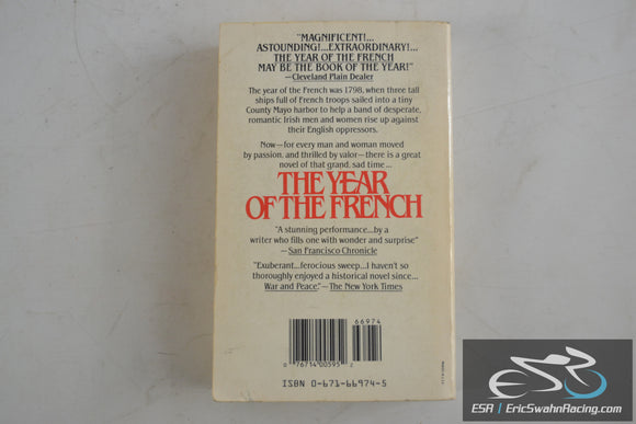 The Year of the French Paperback Book 1988 Thomas Flanagan