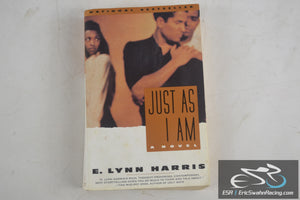 Just As I Am Paperback Book 1995 E. Lynn Harris