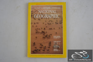 National Geographic Magazine - Middle East Vol 158.3 September 1980