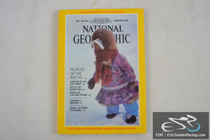 National Geographic Magazine - Arctic Vol 163.2 February 1983